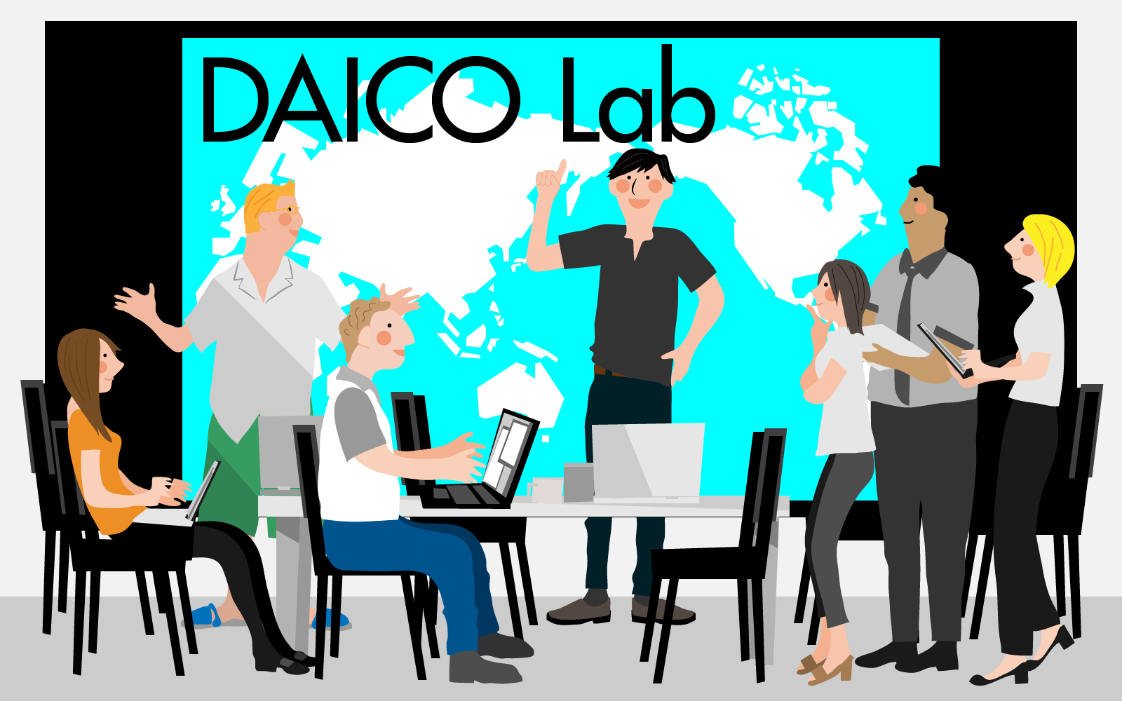DAICOのオープンソースフレームワーク #01 DAICOVOの構造