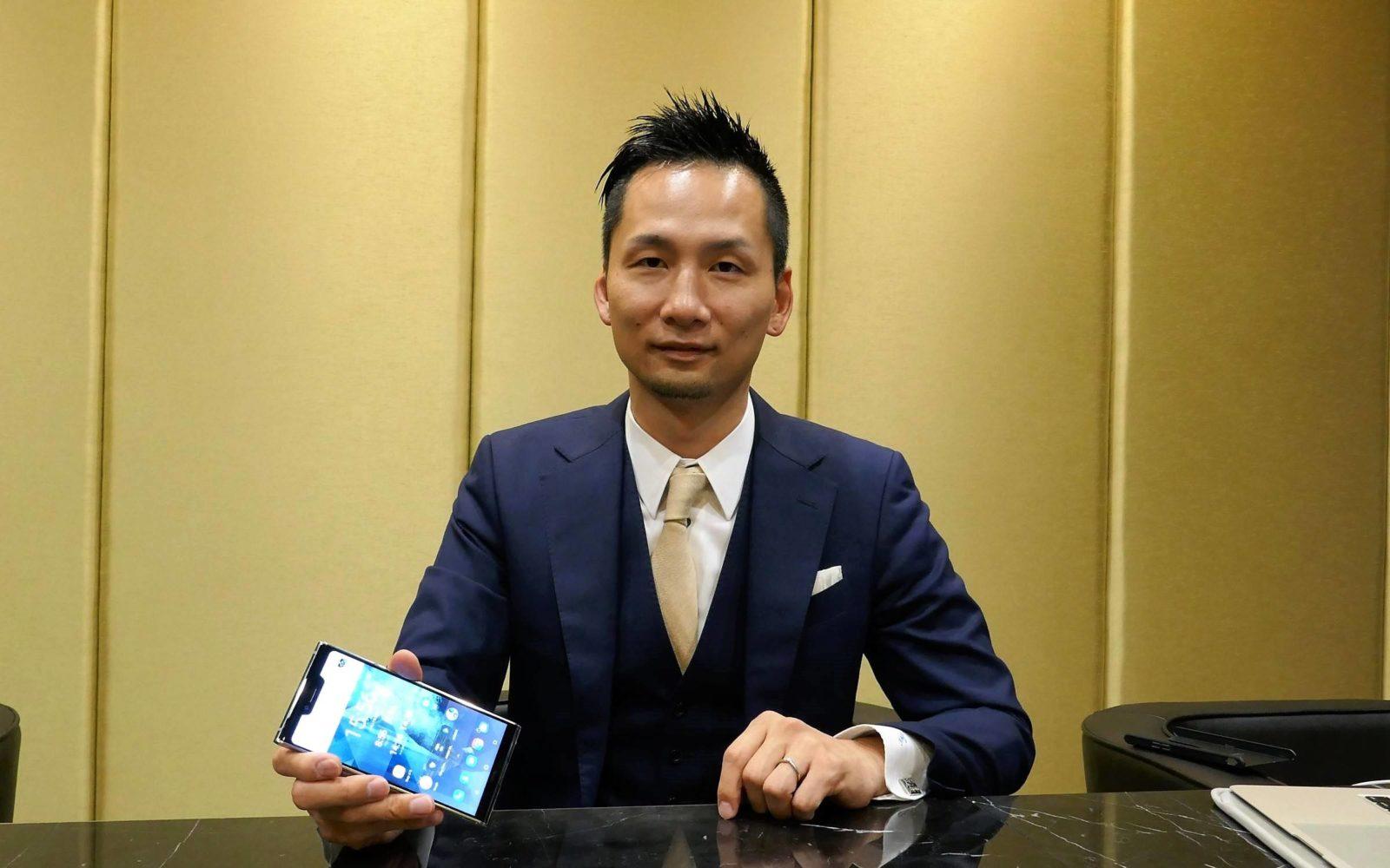 三浦広樹氏 SIRIN LABS JAPAN株式会社 CEO