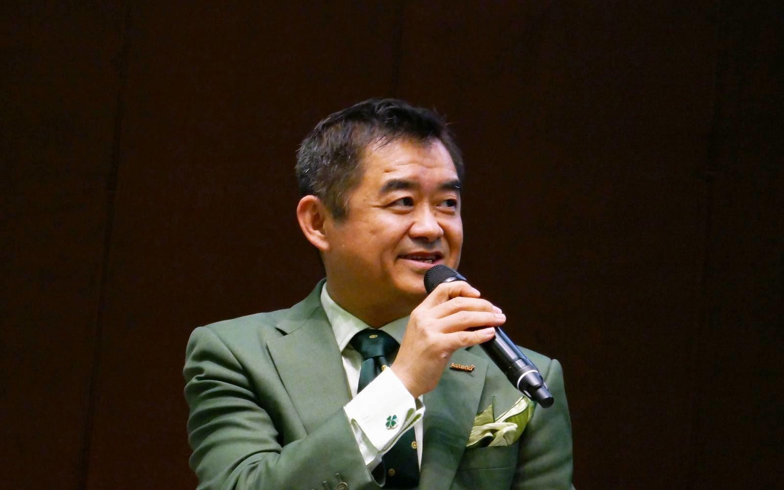 平野 洋一郎氏 BCCC代表理事 兼 アステリア株式会社 代表取締役社長/CEO
