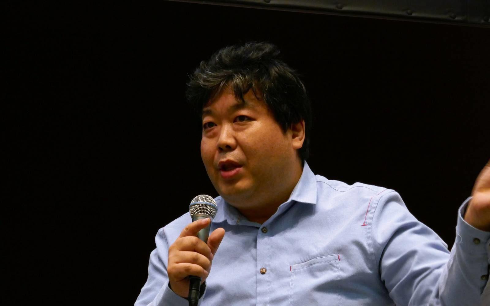 杉井 靖典氏 BCCC副代表理事 兼 カレンシーポート株式会社 代表取締役 CEO