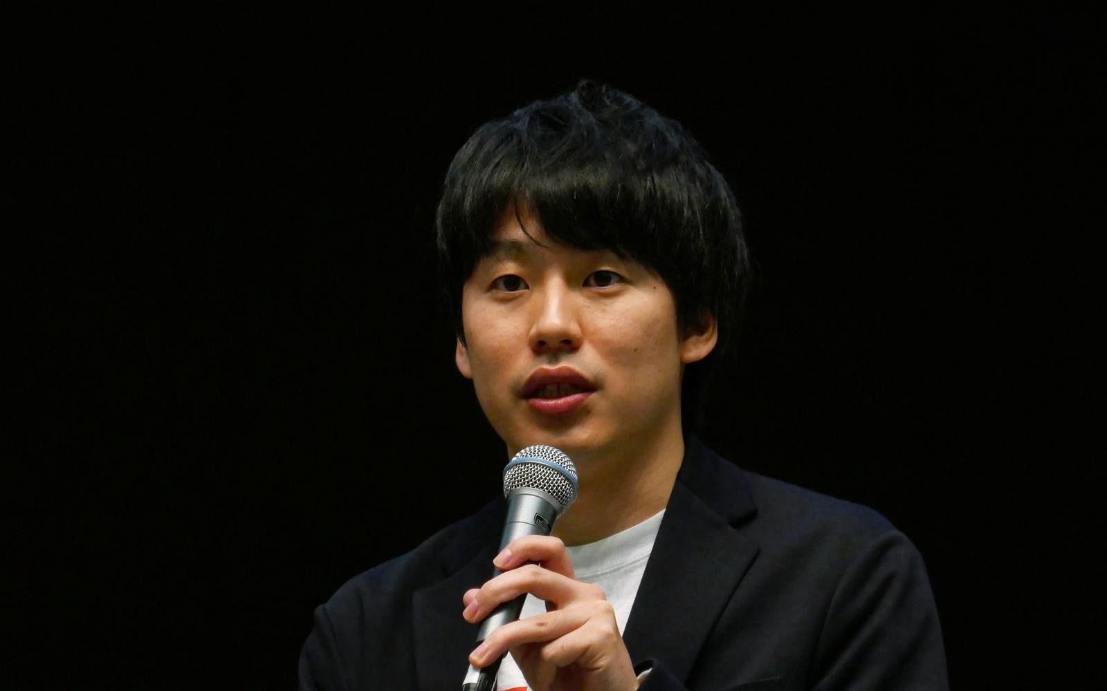 福島 良典氏 株式会社LayerX founder&CEO