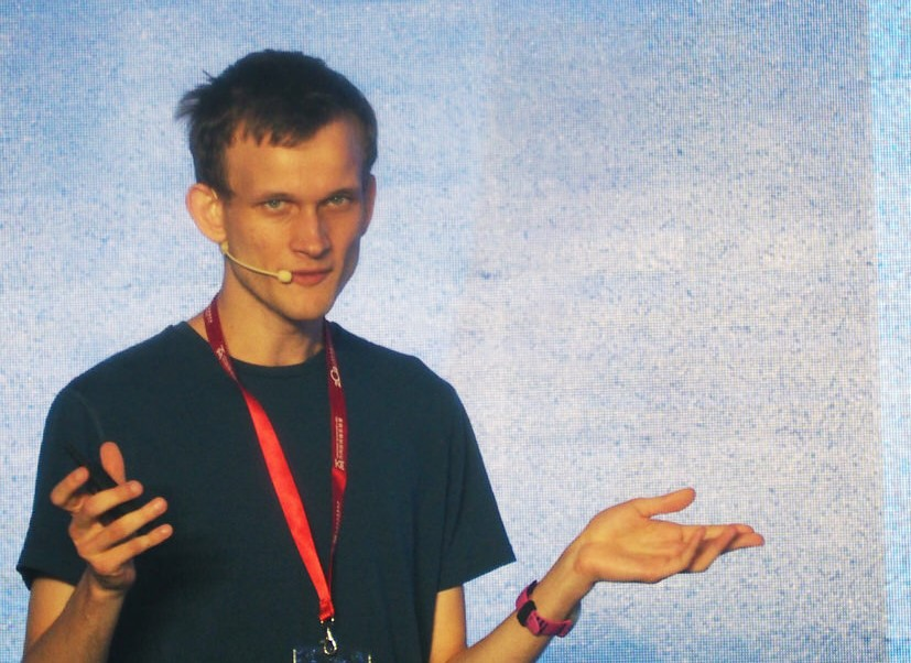 The challenge of credibility according to Vitalik Buterin – 4th Global Blockchain Summit in Shanghai